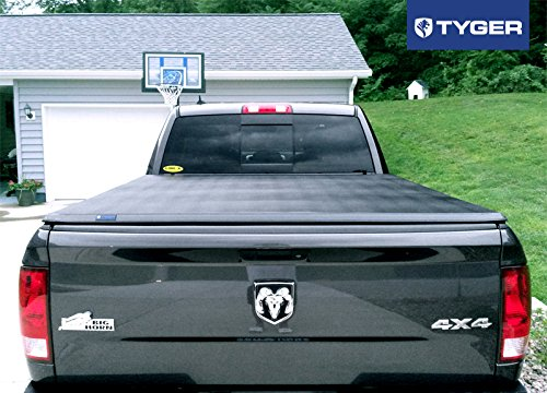 Best Rated Tri Fold Truck Bed Tonneau Covers - Top 10 Reviews 1