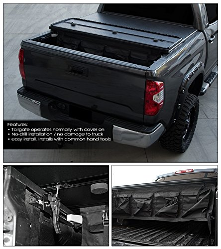 Best Rated Tri Fold Truck Bed Tonneau Covers - Top 10 Reviews 8