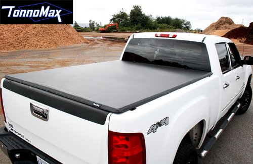 Best Rated Tri Fold Truck Bed Tonneau Covers - Top 10 Reviews 5