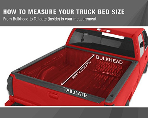 Best Rated Tri Fold Truck Bed Tonneau Covers - Top 10 Reviews 6