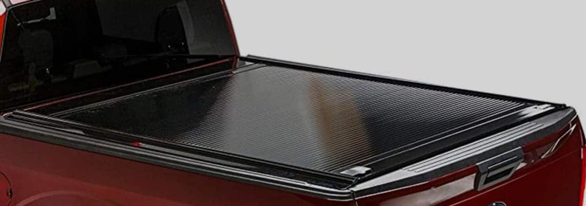 GatorTrax Retractable Truck Bed Tonneau Cover